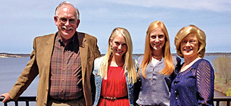 Dr. Brian Cilla & Family